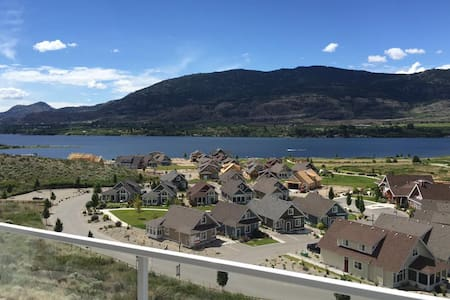 Luxury Home w/ Lake view - Osoyoos