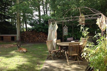 Maison charmante avec piscine/sauna - Adainville
