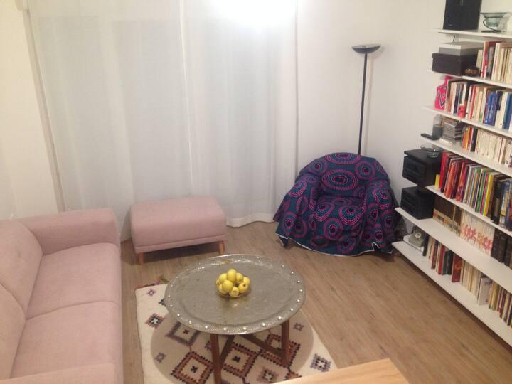 Chambre dans résidence calme