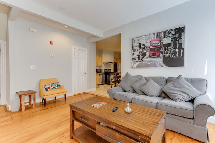 NEW! Boston Condo Near MBTA, 3Mi to Fenway! (U1)