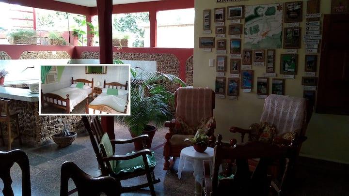 """5. """"Casa Mirta y Blanco"""" (no.2 - 3pax)"""