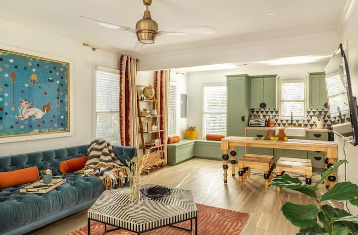 The Brooklyn Bungalow