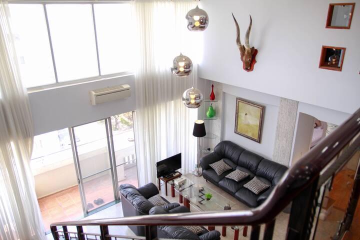 Hi! LuxuryPenthouse D7,GoodArea,WiFi,Pool【RoomB】 - Ciudad de Ho Chi Minh - Apto. en complejo residencial