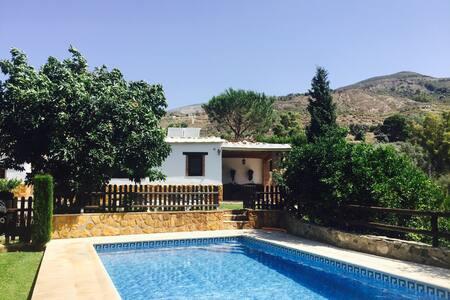 Los Cantaros Country cottage - Órgiva - Rumah