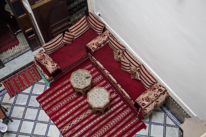 Desert style Dormitory room 6 persons