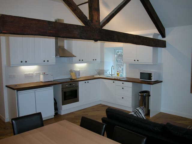 The Barn - Exeter - Apartment