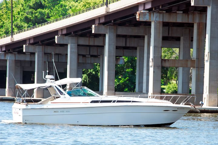 39' Yacht, 5 min to Downtown Annapolis,  w/ ride