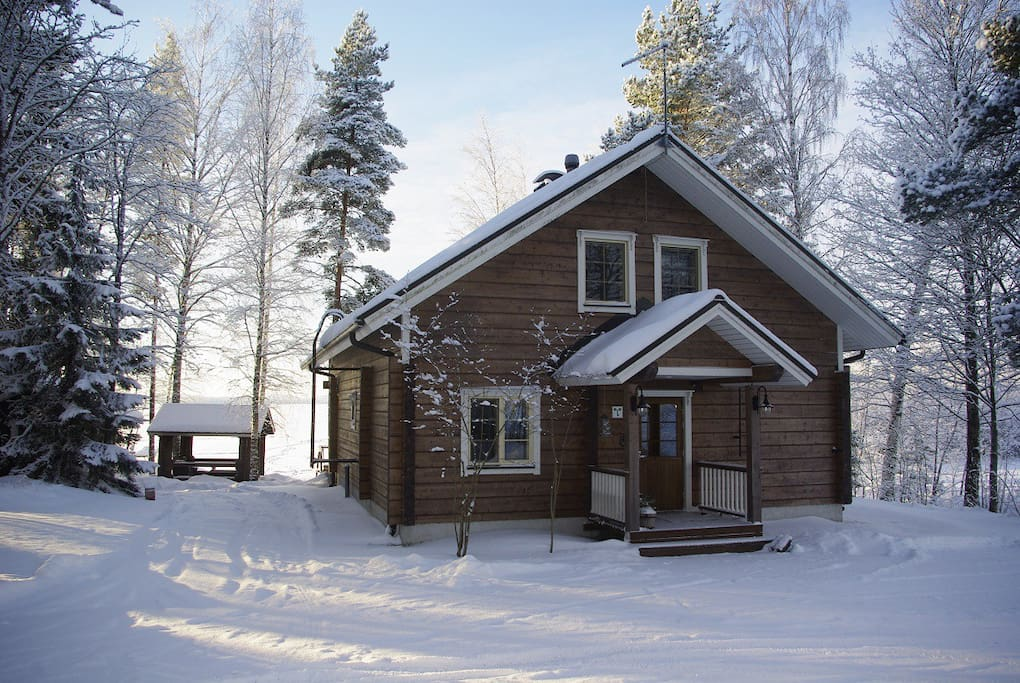 A nice cottage for year-round living