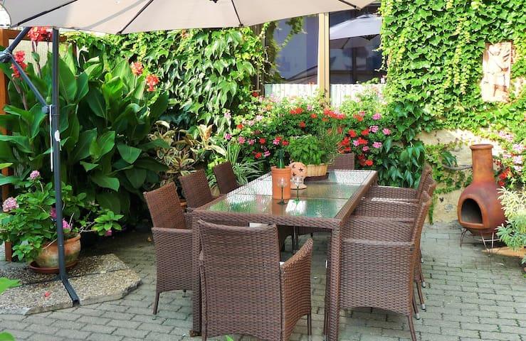 """Fewo """"giardino"""" - Gästehaus Kön"""
