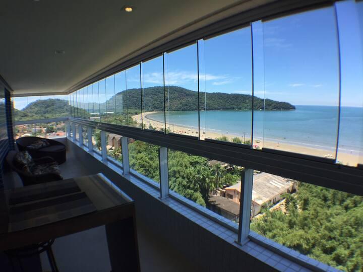 Ocean Front Apartment - Bertioga - Brazil