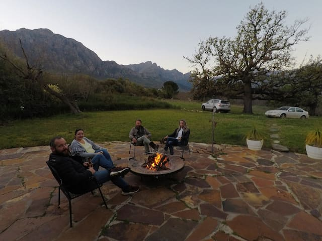 Winterhoek Self Catering Farm Accommodation
