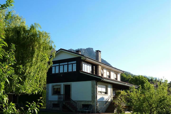 Spacious Villa with Terrace in Asturia Spain