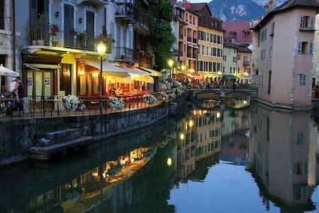 Charmante maisonnette proche de Genève et d'Annecy