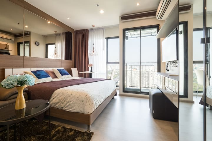 Brand new condo promotion!!!(300MtoMRT) - Bangkok - Apartment