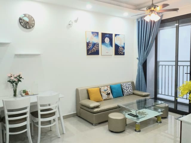 ANI ARPARTMENT 2BEDROOMS-POOL-GREEN SPACE
