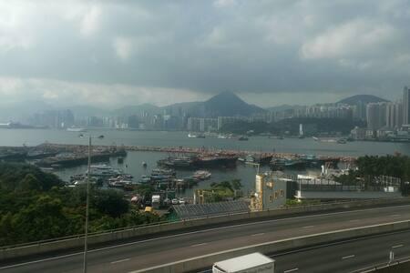 Seaview apartment - Hong Kong