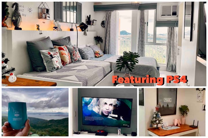 Nordic Panorama Taal Suite with PS4 + Netflix