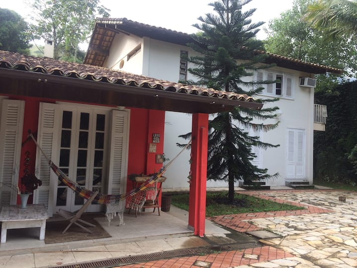 A great house Itanhangá.