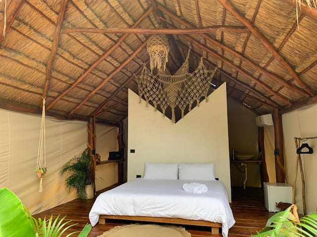Serena Tulum - Adults Only / Luxury Glamping Tent