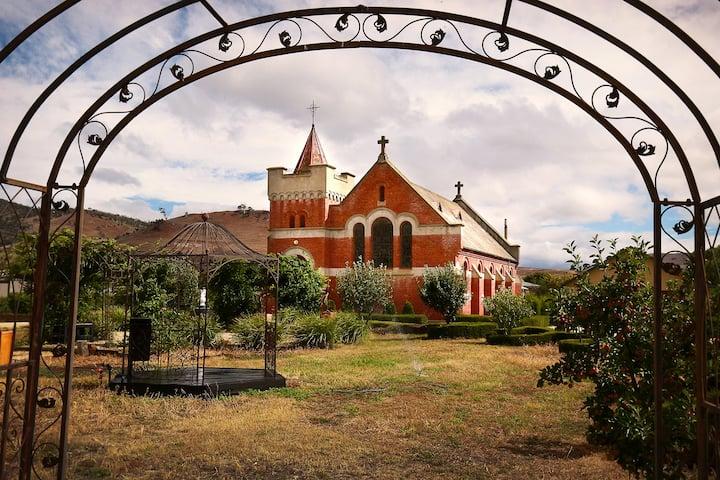 Historical Church at Kempton