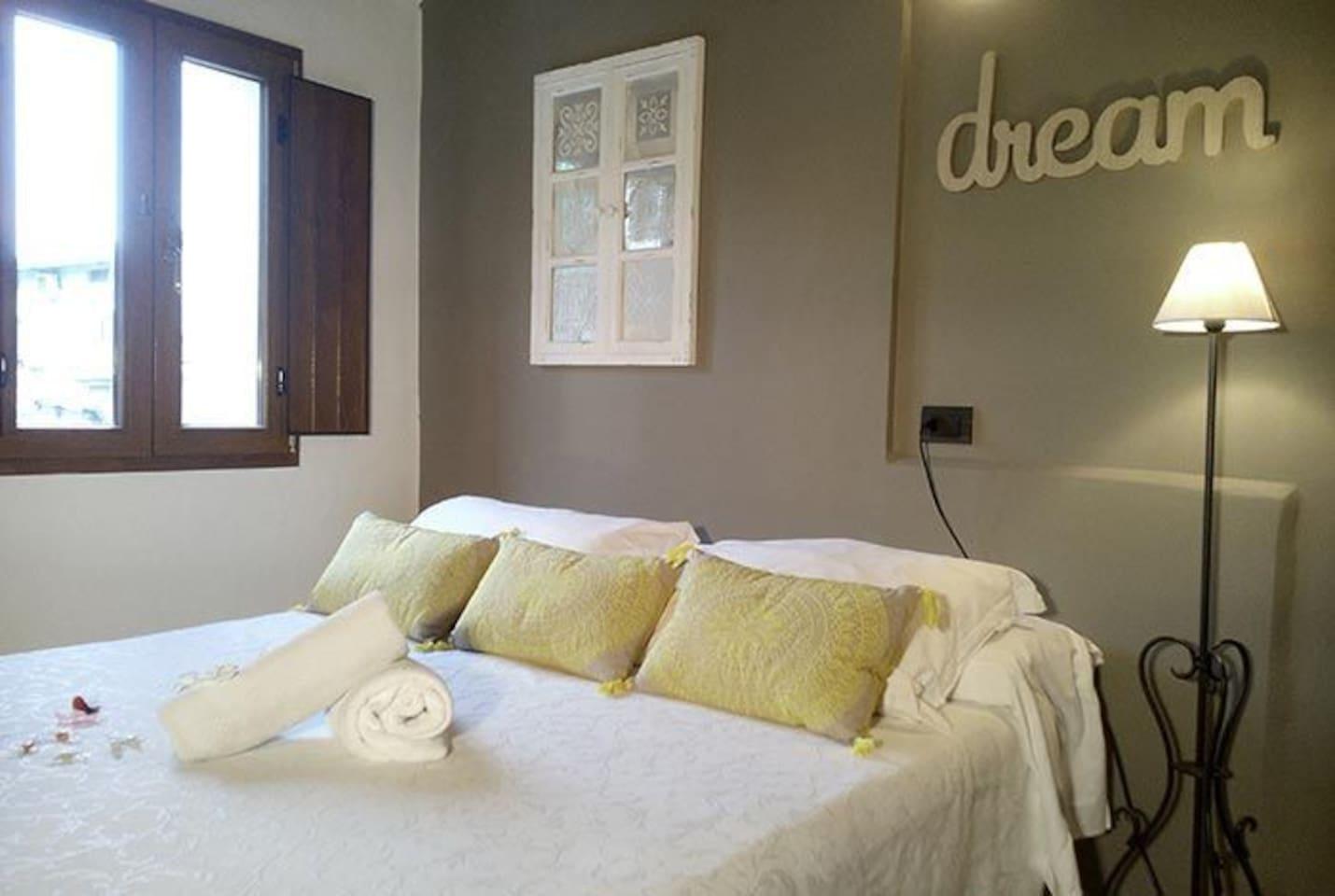 Camera da letto Attik Mare