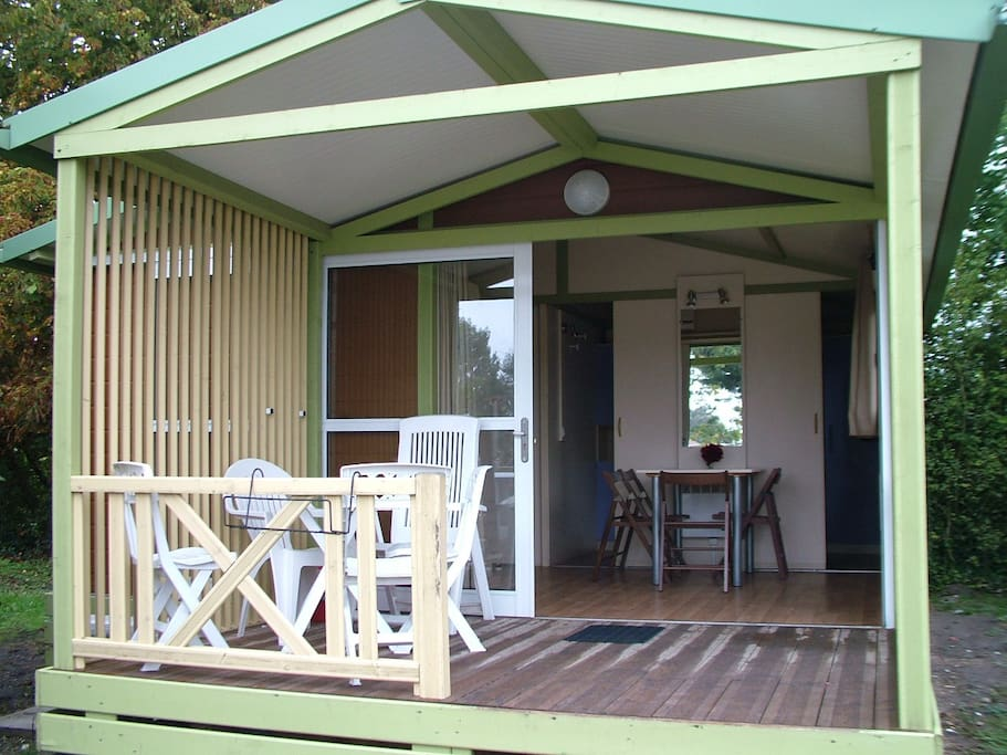 Intérieur du bungalow