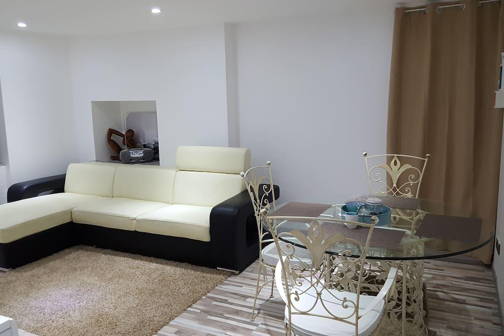 appartement t2 confortable et agr able appartements louer limoges nouvelle aquitaine france. Black Bedroom Furniture Sets. Home Design Ideas