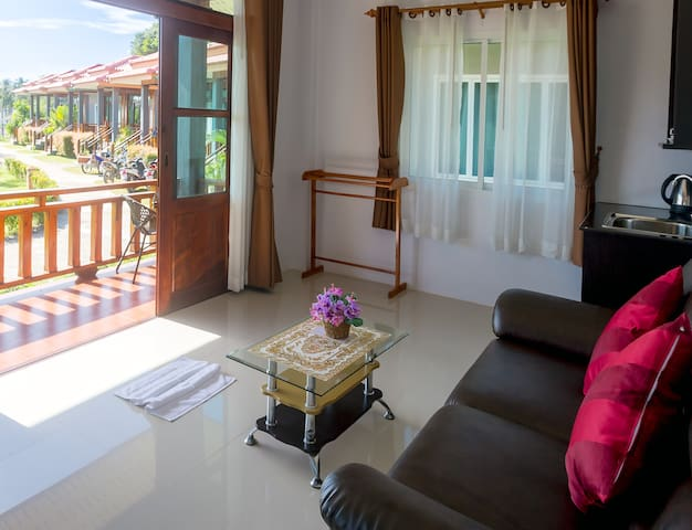 A Lapaya Garden View 3 Roomed Villa CX66