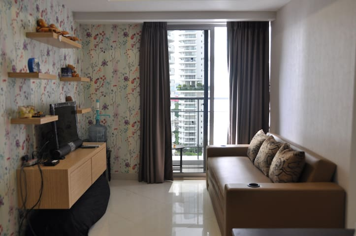 Affordable Modern 2 Bedroom Apt with Great price