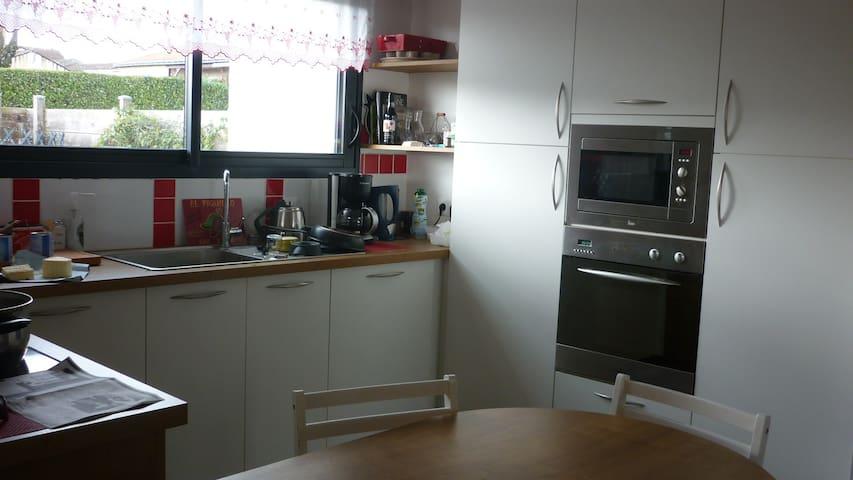 maison bien -etre - Roussay - Casa