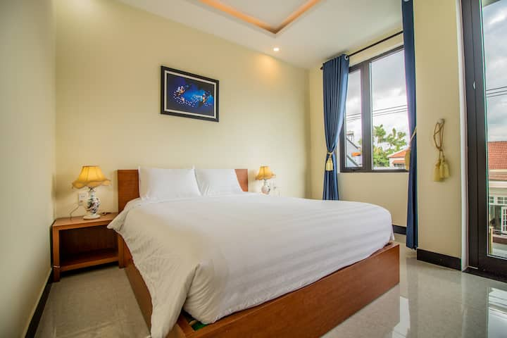 50% Off -Hoi An central-Gold Stone Homestay-Deluxe