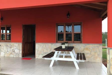 Bungalow 2 Schlafzimmer, Zugang zu Pool & Quincho