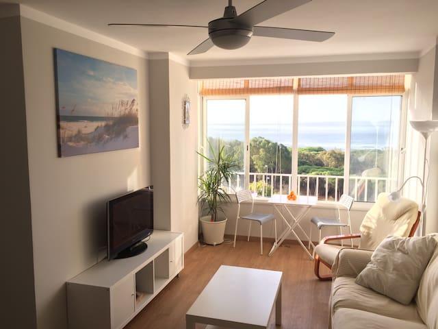 Apartamento con increíbles vistas al mar