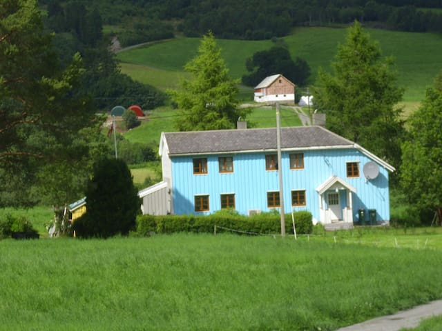 Touristen-Herberge - Batnfjordsøra - Bed & Breakfast