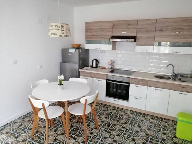 Martina, three bedroom apartment, Novalja