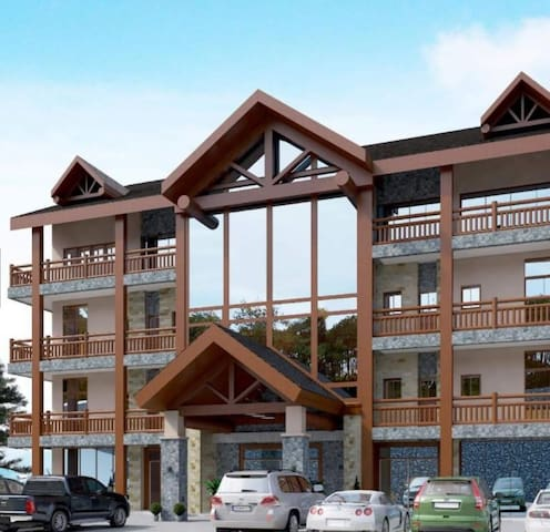 Breezy Point Baguio -Summer Pines Residences Lofts
