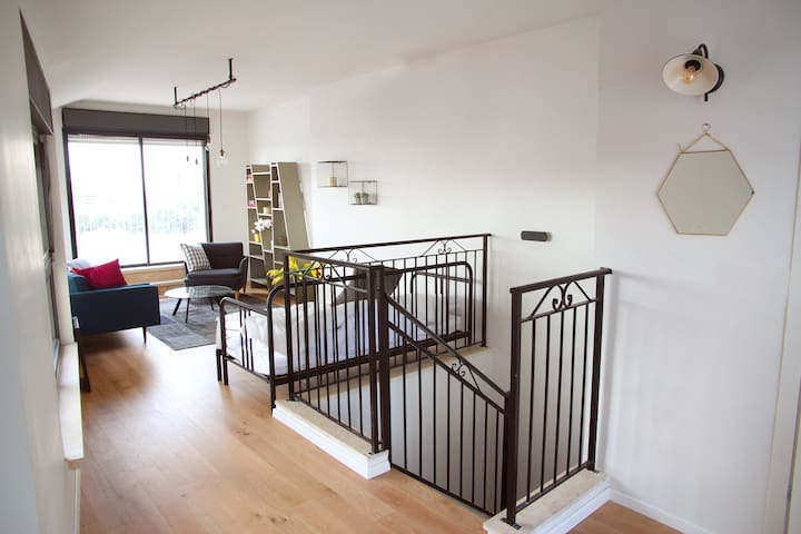 Huge Beautiful & Authentic Loft in Mahne Yehuda - Jerusalén - Loft