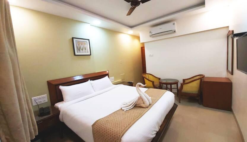 Luxurious Deluxe Room in Mahabaleshwar