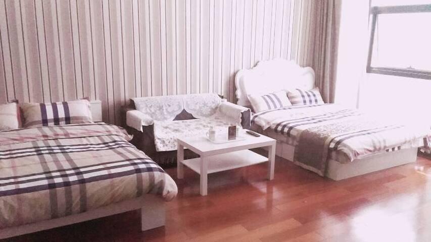 北京假日阳光酒店公寓商旅标准间