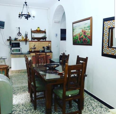 Apartamento en Casa Rural Rincón de las Nieves