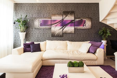 Eenvoudige kamer 10 M2 comfortabel.Super reviews - Enschede - Rumah