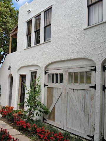 J Street Lodge Apt. 1 - Lake Worth - Leilighet
