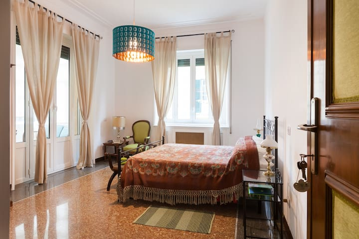 B&B near Villa Borghese - suite
