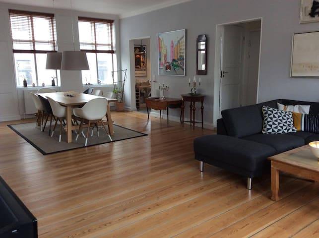 Cozy apartment close to the beach - Kopenhag
