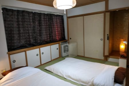 Bay View House -Tatami Room(OTARU 小樽)