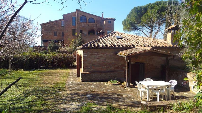 La 'villa' di Margherita - Buonconvento - House
