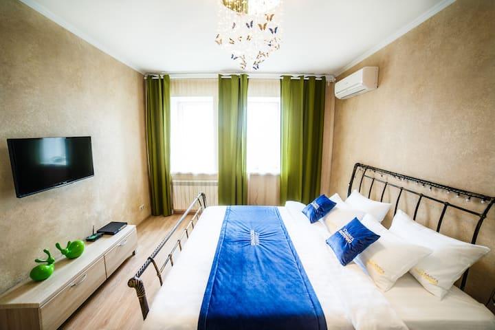 Апартаменты на Теренинском