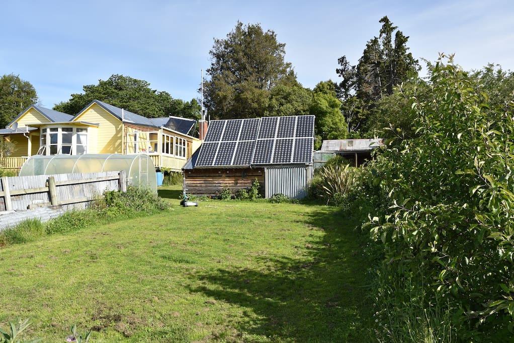 Edievale private villa rural luxury organic villas - La villa rahimona en nouvelle zelande ...