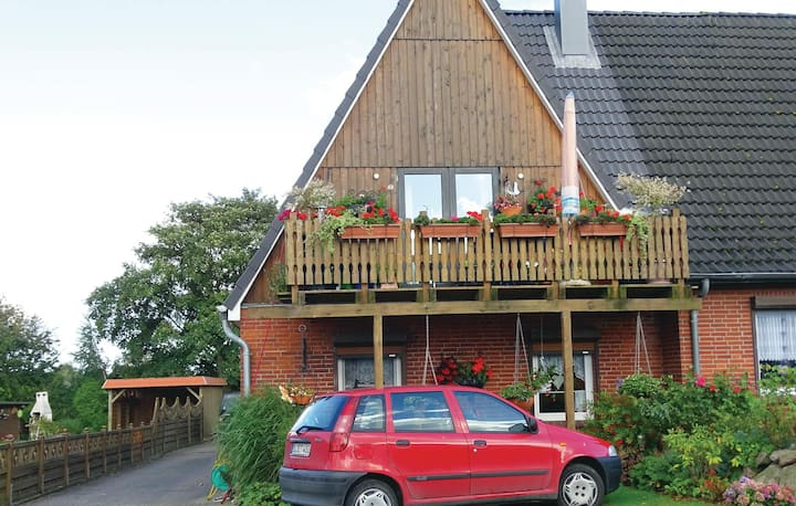 Awesome home in Gelting with WiFi and 2 Bedrooms