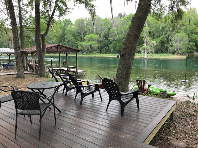 Palm Waters Riverhouse